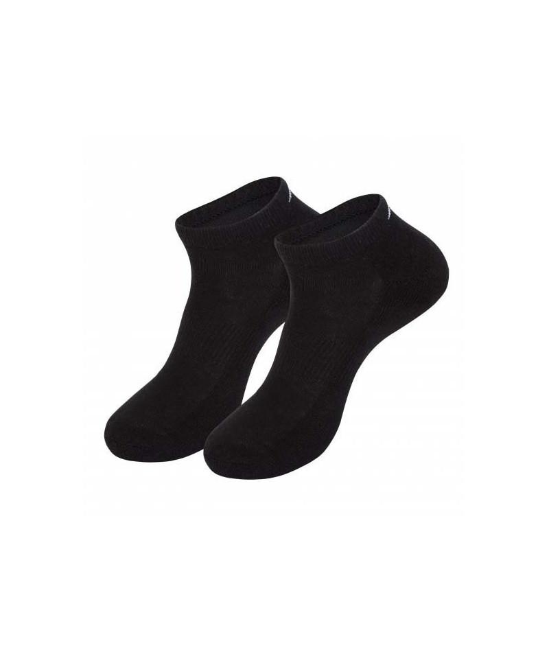 Stepen 2pk strikket ankel sokker
