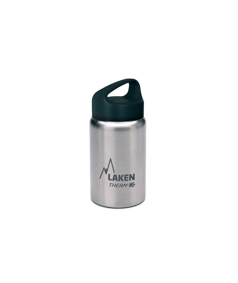 St. steel thermo bottle 18/8 - 0.3L - Plain
