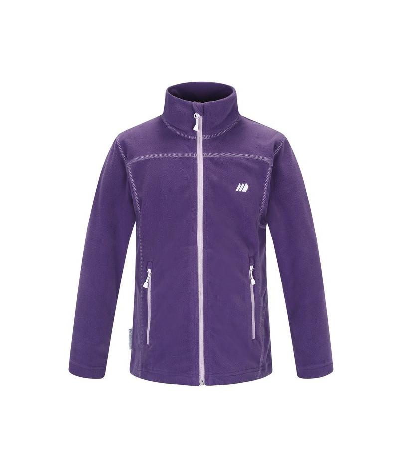 Tresfjord microfleece jakke
