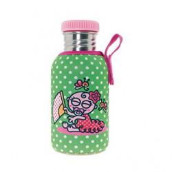 St. steel Basic bottle 0,5L+ neoprene cover Baby F