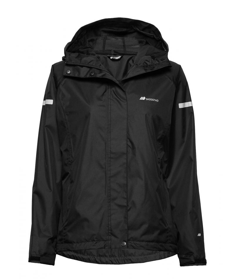 SKOGSTAD HILDRA dámska 2-vrstvová technická bunda do dažďa