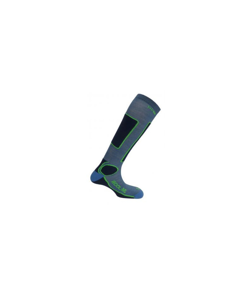 MUND ESQUI antibacterial socks for winter sports