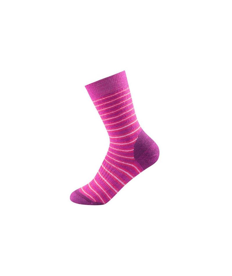 Multi Heavy Kid Sock