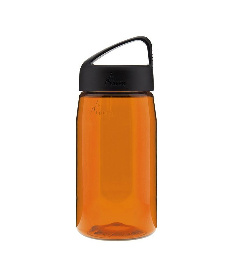 Tritan bottle KXS 0,45L Orange PINGHIELO with neop