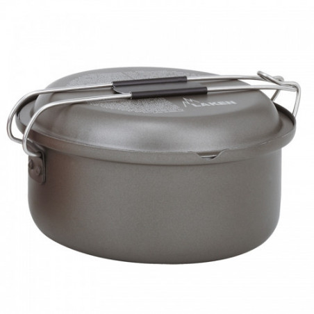 Non stick lunch box 16 cm.