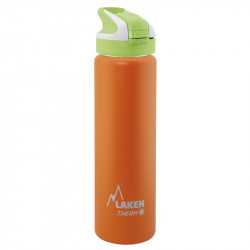 St. steel thermo bottle 18/8 Summit - 0,75L - Or