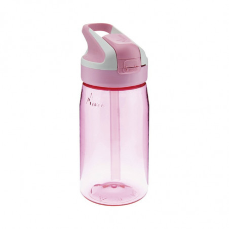 Tritan bottle 0,45 Light pink T.Summit