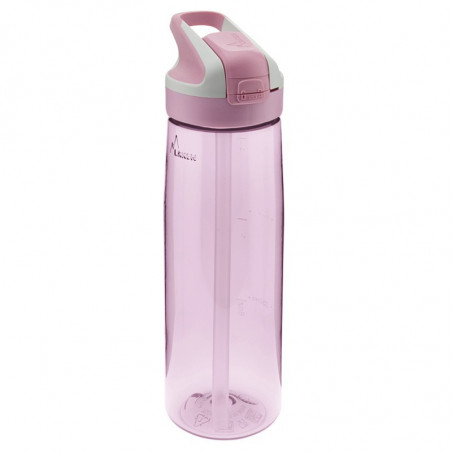Tritan bottle 0,75 Light pink T.Summit