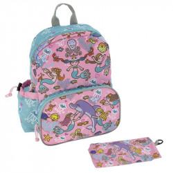 Large backpack LJ-Sirenas